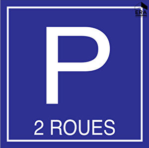 Parking / box 2 roues Bordeaux 7 m2